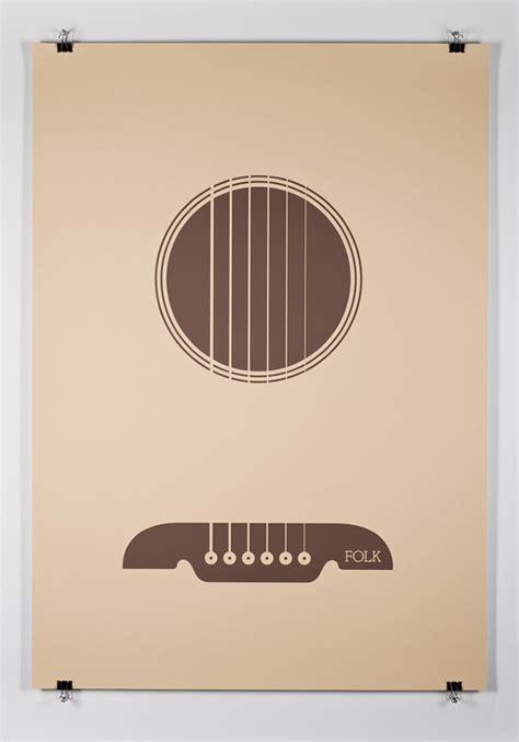 design poster music music genres poster series