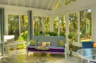Decorated Sunrooms by Decoratinga Sunroom Gallery Decosee Com