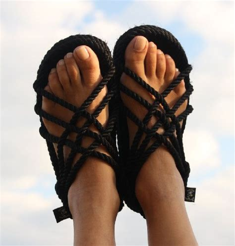 Handmade Rope Sandals - 17 best ideas about rope sandals on nautical