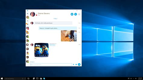 windows universal app tutorial windows 10 skype finally getting a universal app for windows 10 pc