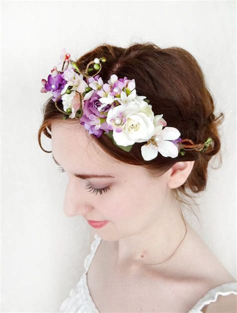 how to make wedding floral hair accessories hgtv gardens reserved listing for carol til the 5th bridal hair