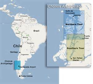 map of south america showing patagonia spirit of the west adventures announces partnership with