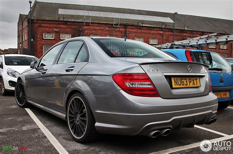 Strutbar Mercedes C200 W204 C 63 E Class Coupe Front Lower S mercedes c 63 amg w204 2012 19 march 2014 autogespot