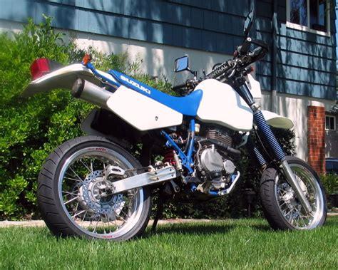 Suzuki Dr350 Supermoto 1991 2 Suzuki Dr350