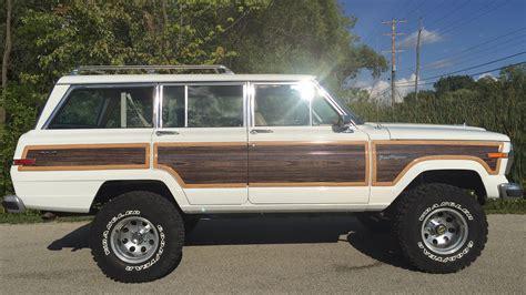 1988 jeep wagoneer 1988 jeep grand wagoneer f88 louisville 2016