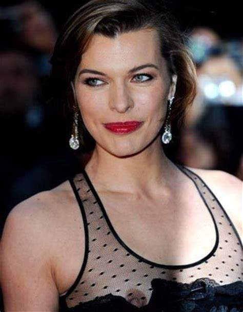 Wardrobe Nip Slips by Slip Mila Jovovich Proves Not Even Models Can Get
