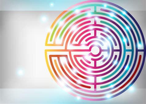 colorful designer 4 designer colorful floral background vector material
