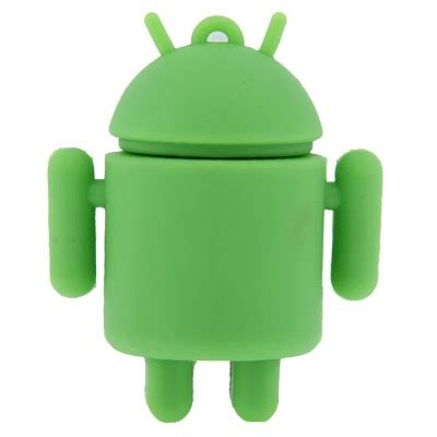 Flashdisk Android Rainbow 8gb 8gb android robot style usb flash disk green alex nld