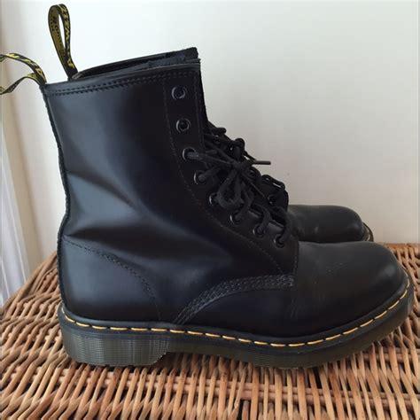 Coach Chelsea Matte Black Sz 6cm 20 dr martens shoes flash sale new black matte