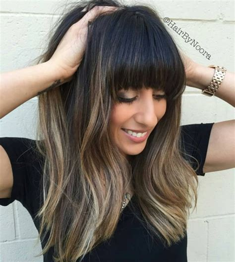 long hairstyles with brown hairnwith carmel highlights of 2015 10 super fresh hairstyles for brown hair with caramel