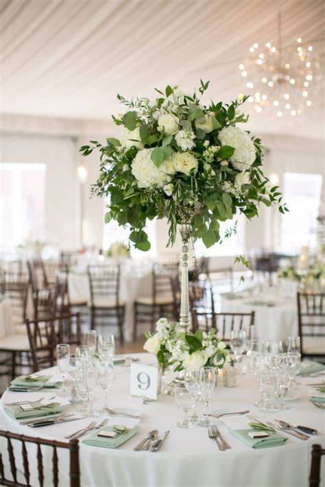white flower wedding arrangements best 25 green wedding flower arrangements ideas on