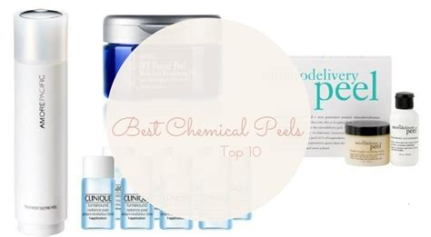 top 10 chemical peels 2017 best at home chemical peels