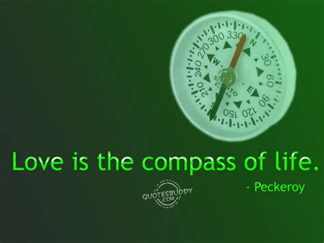 themes love quotes compass of life with quote in green colour theme sweet