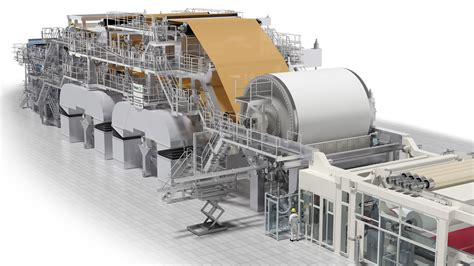 Paper Machines - tissue machines