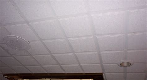 Ceiling Tile Grid System by Gold Grid After