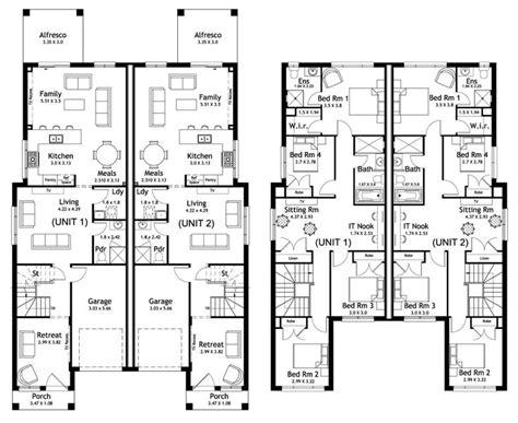 duplex house plans series php 2014006 14 best duplex house images on pinterest duplex design