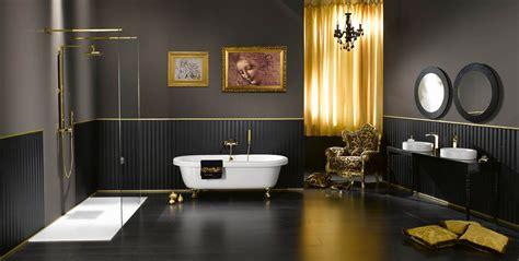 Modern Bathroom Setup Go For Gold Newform S X Sense Series Pursuitist In