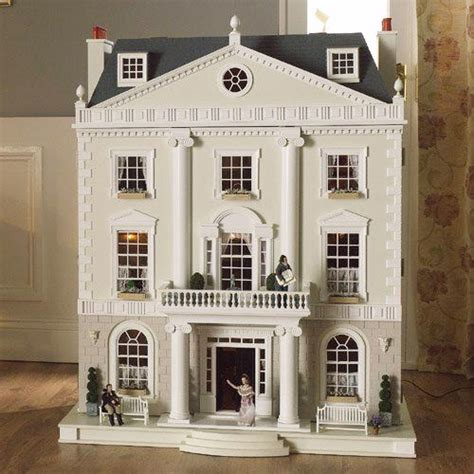 author of a dolls house the dolls house emporium grosvenor hall kit