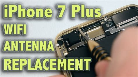 iphone   wifi antenna replacement youtube