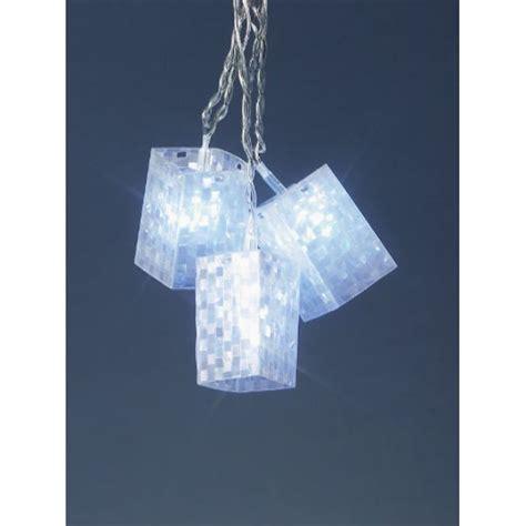 premier 20 white led holographic christmas lights