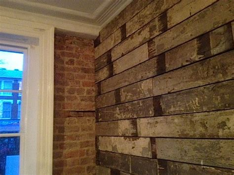 Timber Wall Cladding Reclaimed Wood Wall Cladding Period Timber