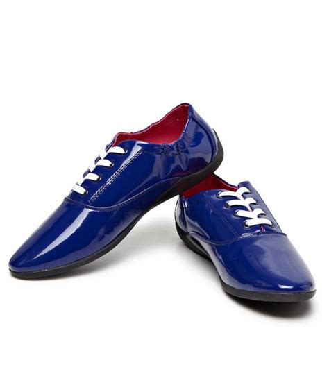 Sandal Glossy Kotak Mo 39 nineteen glossy blue casual shoes price in india buy