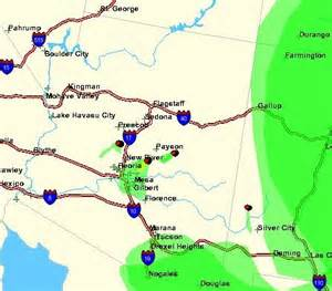 current arizona wildfires map four large fires burning in arizona wildfire today