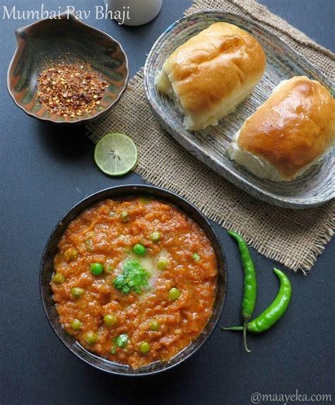 pav bhaji recipie how to make mumbai pav bhaji pav bhaji recipe 187 maayeka