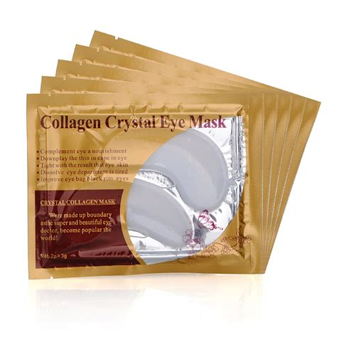 Collagen Eye Mask by 5 Pairs Collagen Eye Mask Alex Nld