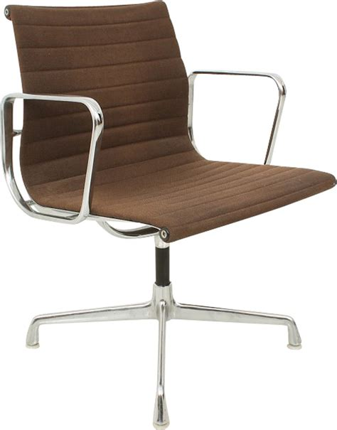 market desk chair vitra desk chair in metal charles eames 1960s