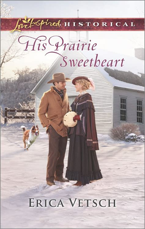 Author Giveaways - author interview and giveaway his prairie sweetheart erica vetsch inspirational