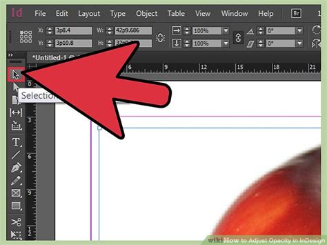 indesign layout adjustment how to adjust opacity in indesign 8 steps with pictures
