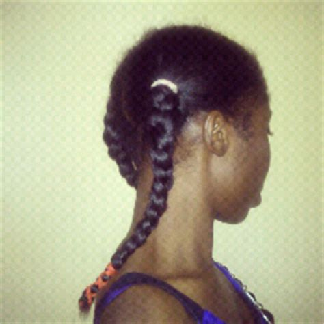 can nigerian natural hair lenght get to the waist indian oiling method for length retention in natural hair