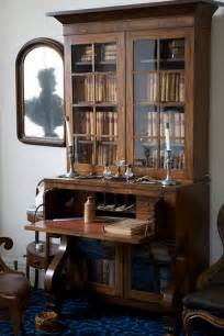 Antique secretary desk with hutch master bedrooms pinterest