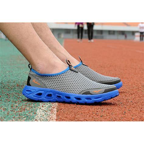 Arion Slip Ons Blue Sepatu Wanita Slip On Flat Shoes sepatu slip on sport pria size 42 blue jakartanotebook