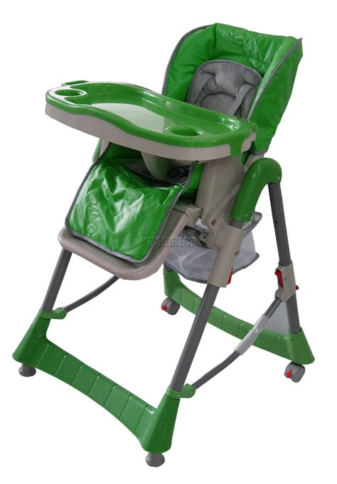 High Chair Recline by Height Adjustable Baby High Chair Recline Highchair