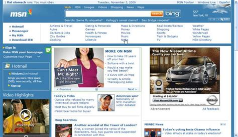 microsoft announces msn redesign with pcmag