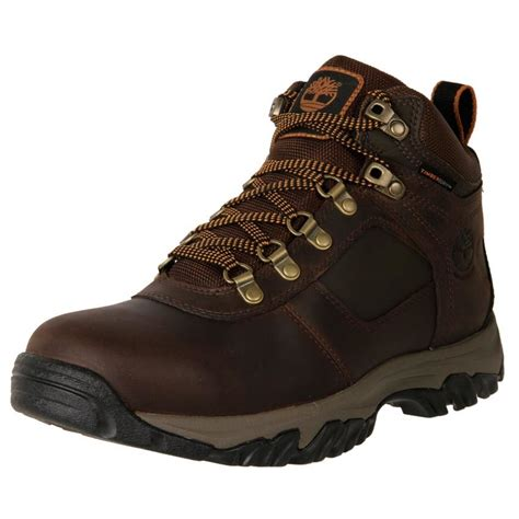 mens hiking boots cheap new timberland s leather waterproof wide hiking boots