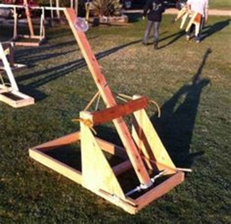 backyard catapult pumpkin catapult plans free woodworking projects plans