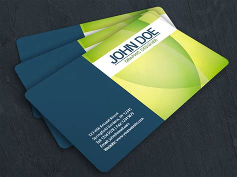 card template high resolution 20 free high resolution business card templates grafika