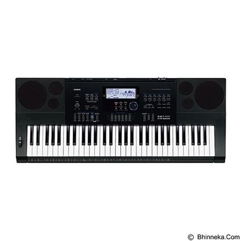 Keyboard Tunggal Casio Jual Casio Keyboard Tunggal Ctk 6200 Murah Bhinneka