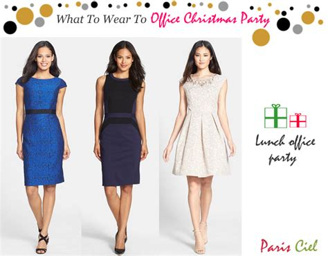 Christmas Dress Ideas For Office Party » Home Design 2017