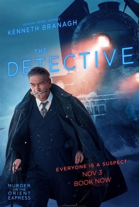 Murder On The List everyone is a suspect in murder on the orient express