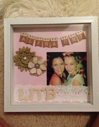 sorority picture frame 25 best ideas about big gifts on sorority gifts sorority and
