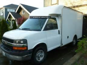 chevy express 3500 box truck chevy free engine image for