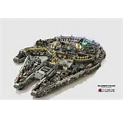 20 Insane LEGO Builds Based On Classic Sci Fi Movies