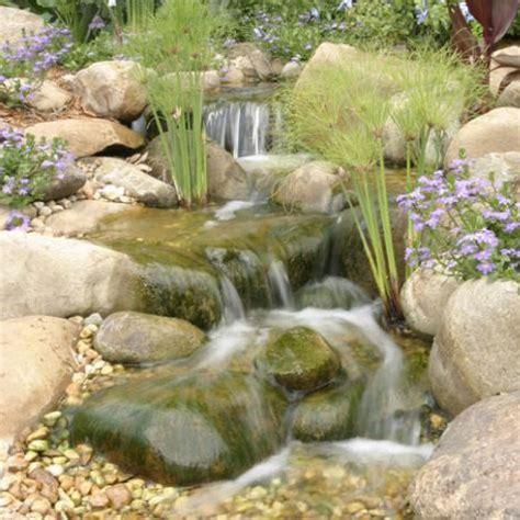 aquascape pondless waterfall kit aquascape products