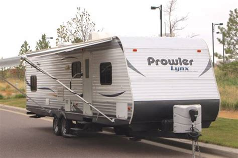 2014 heartland rv prowler travel trailer financing 2014 heartland prowler lynx w slide travel trailer