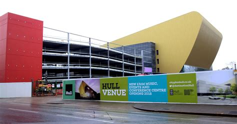hull daily news online hull events hull daily mail the first acts coming to hull venue have been announced