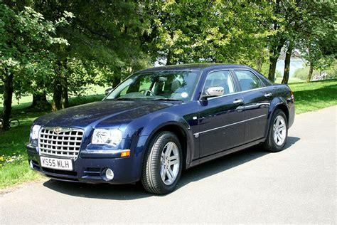 Chrysler 300c Review by Chrysler 300c Saloon Review 2005 2010 Parkers
